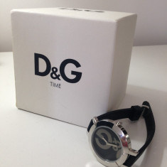 Ceas Dolce&Gabbana - Ceas dama Dolce & Gabbana, Lux - elegant, Quartz, Inox, Piele, Analog