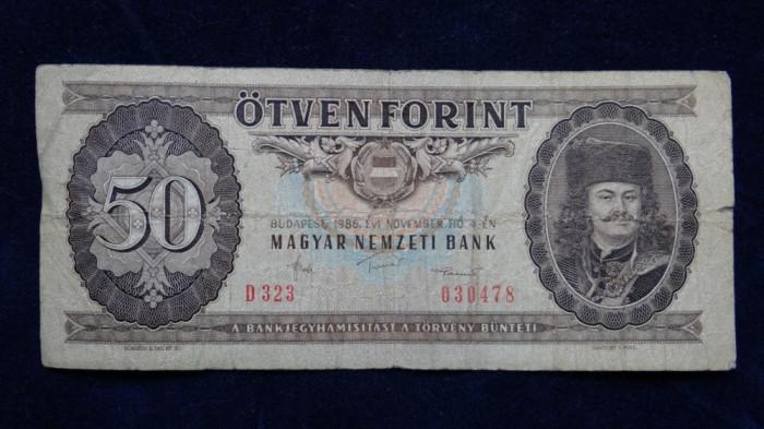 50 Forinti 1986