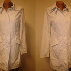Trench Polo Jeans -Ralph Lauren 100%original - Trench dama Ralph Lauren, Marime: 38, M, Alb