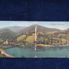 Oravita - 2 vederi - Panorama - Model deosebit - circulata