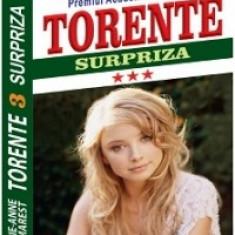 Marie-Anne Desmarest - Surpriza (Ciclul TORENTE, vol III) - Roman, Anul publicarii: 2014