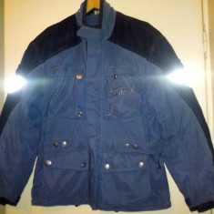 Geaca / jacheta moto din material textil Hein Gericke Tuareg - Imbracaminte moto, Geci