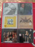 COLECTIE CD MUZICA ALBUM .