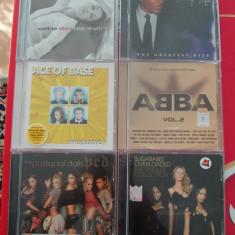 COLECTIE CD MUZICA ALBUM . - Muzica Dance