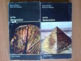 u2 Etienne Drioton, Pierre Du Bourguet - Arta faraonilor (2 volume)