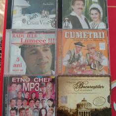 COLECTIE CD  MUZICA .
