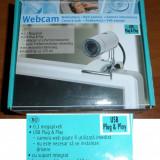 Webcam Desktop/Laptop 0,3 MegaPixeli - NOU, Pana in 1.3 Mpx, CMOS, Nu