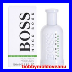 PARFUM BARBAT HUGO BOSS HUGO BOSS UNLIMITED 100ML - Parfum barbati Hugo Boss, Apa de toaleta