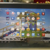 Samsung galaxy note N8000 3G+wi-fi, 16Gb, RAM 2Gb, qua-core 1.6Ghz, husa originala, casti, incarcator+USB - Tableta Galaxy Note 10.1 Samsung, Wi-Fi + 3G