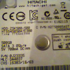 VAND HARD LEPTOP 500GB HITACHI_SATA - HDD laptop Acer