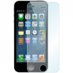 Folii protectie Iphone 5S clare pentru fata noi noute sigilate originale!PRET:10lei