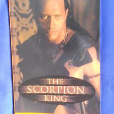 THE SCORPION KING (carte in limba engleza - level 2 Elementary - 600 words) - Carte in engleza