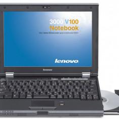 Vand sau schimb laptop Lenovo 3000 V100, Diagonala ecran: 15, Intel Core 2 Duo, 2 GB, 120 GB, Windows 7