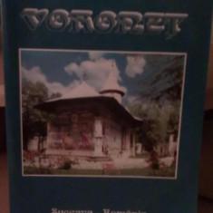 Monaca Elena Simionovici - Santo Monastero voronet - Carte in spaniola