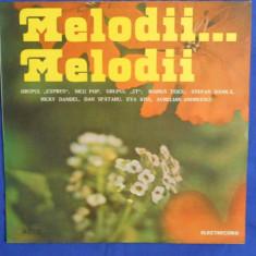{DISC VINYL} GRUPUL EXPRES / NICU POP / STEFAN BANICA / DAN SPATARU - MELODII MELODII (vinil, ELECTRECORD) - Muzica Folk