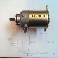 ELECTROMOTOR GY6-125-FLEX TECH / GIANTCO  -4T /4TIMPI (125-150CC)