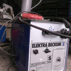 Aparat Sudura Elektra Beckum 170/ 30 - Invertor sudura