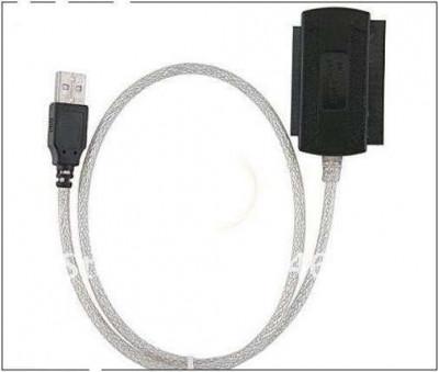 Adaptor USB 2.0 la IDE SATA 5.25 S-ATA/2.5/3.5 foto