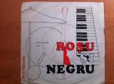 Rosu si negru flori de timp vrei single vinyl pop rock, VINIL, electrecord