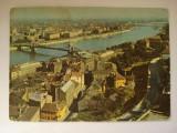 Carte  postala (Vedere )  -  BUDAPESTA, Europa, Circulata, Fotografie