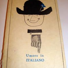 UMORE IN ITALIANO, Alta editura
