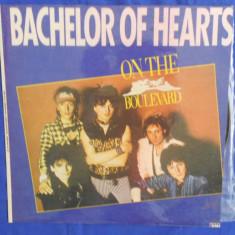 {DISC VINYL} BACHELOR OF HEARTS - ON THE BOULEVARD HEAVEN (vinil, ELECTRECORD) - Muzica Dance