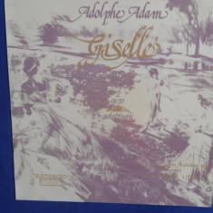 {DISC VINYL} GISELLE - BALET IN 2 ACTE - SELECTIUNI (vinil, ELECTRECORD) - Muzica Clasica