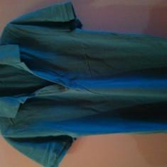 TRICOURI BUMBAC 100% ; LACOSTE - Tricou barbati, Marime: S, M, L, Culoare: Albastru, Crem, Mov, XL, Maneca scurta, Albastru