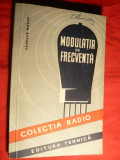 Colectia Radio- M.Savescu -Modulatia de Frecventa -Ed.Tehnica 1960