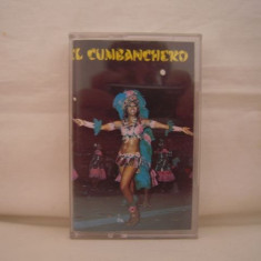 Vand caseta audio El Cumbanchero ,originala.