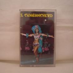 Vand caseta audio El Cumbanchero, originala. - Muzica Chillout, Casete audio
