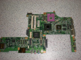 placa de baza laptop maxdata belinea b.book 5.1 , Advent 5401 defecta ,vede in 4
