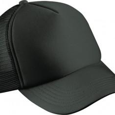 SAPCA TRUCKER, SNAPBACK, cu plasa, Model 3, culoare Negru, reglabila, UNISEX !