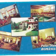 #carte postala(ilustrata) -OLANESTI-colaj - Carte Postala Oltenia dupa 1918, Necirculata, Printata