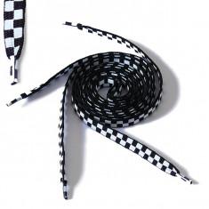 Sireturi SKA Black-White