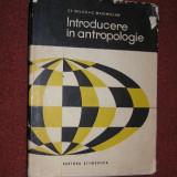 Introducere in antropologie - St. Mincu, C. Maximilian - Carte Biologie