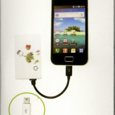 Cititor de carduri pentru mobil OTG S-MCR517 OTG mobile card reader microUSB - NOU
