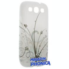 Husa silicon Samsung Galaxy S3 i9300 + folie ecran + expediere gratuita Posta - sell by PHONICA