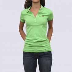 AEROPOSTALE TRICOU POLO - Tricou dama Aeropostale, Marime: S, XL, Culoare: Verde, Maneca scurta, Casual