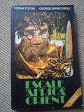 DOINA TOPOR GEORGE SPRINTEROIU ESCALE IN AFRICA SI ORIENT editura dacia cluj napoca 1981