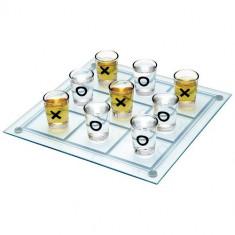 Joc X si 0 Cu Shot-uri - Joc board game