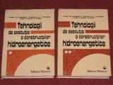 Tehnologii de executie a constructiilor hidroenergetice - M. Bala, Gh. Salageanu, A. Stanuca, s.a.