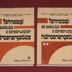 Tehnologii de executie a constructiilor hidroenergetice - M. Bala, Gh. Salageanu, A. Stanuca, s.a. - Carti Constructii