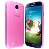 Husa ULTRA SLIM MATA Samsung Galaxy S4 i9500 Pink - Husa Telefon Samsung, Roz, Fara snur, Carcasa