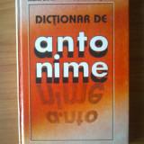 U7 Marin Buca Onufrie Vinteler - Dictionar de antonime
