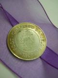 Moneda Placheta Aniversara Comemorativa Jubiliara Barcelona FC Spania fotbal presedinte Gamper