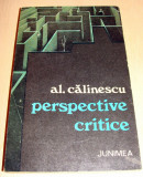Perspective Critice - Al. Calinescu, Alta editura