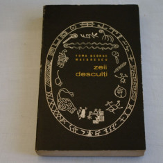 Zeii desculti - Toma George Maiorescu - Editura Tineretului - 1966