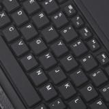 Husa cu Tastatura Bluetooth pentru Apple iPad 2, 3, 4 9.7 NEAGRA Piele ecologica