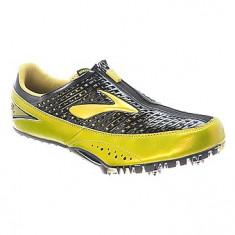 Adidasi crampoane / running BROOKS F3 Track & Field; marime 39, 25 cm talpic